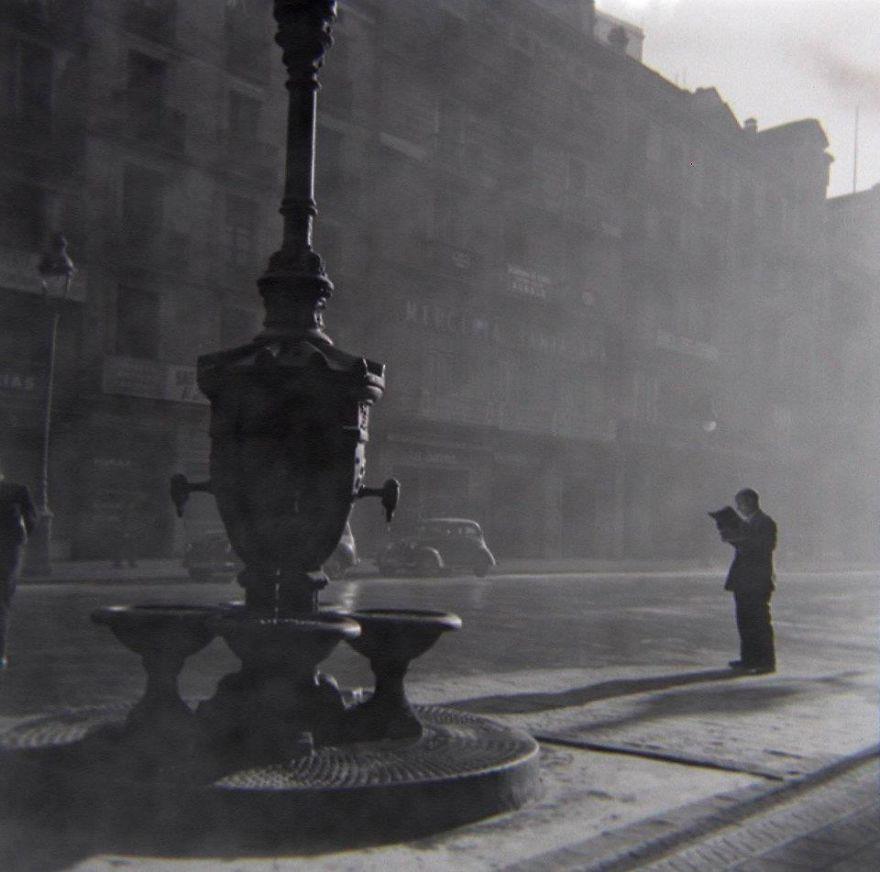 Старые снимки Барселоны. Фотограф Милагрос Катурла 18