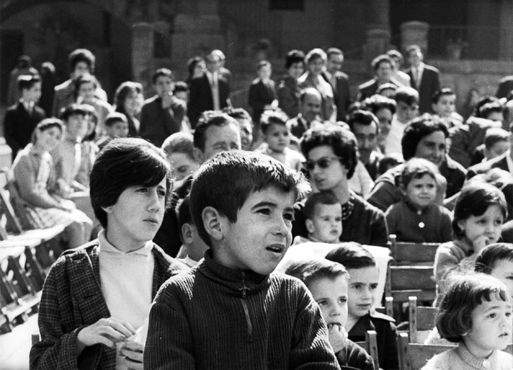 Старые снимки Барселоны. Фотограф Милагрос Катурла 5