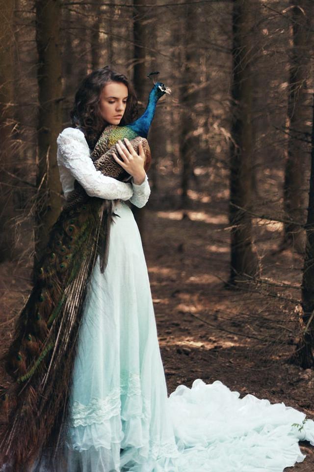 Фотограф Ольга Баранцева. Фотосессии с дикими животными и творческие портреты 1