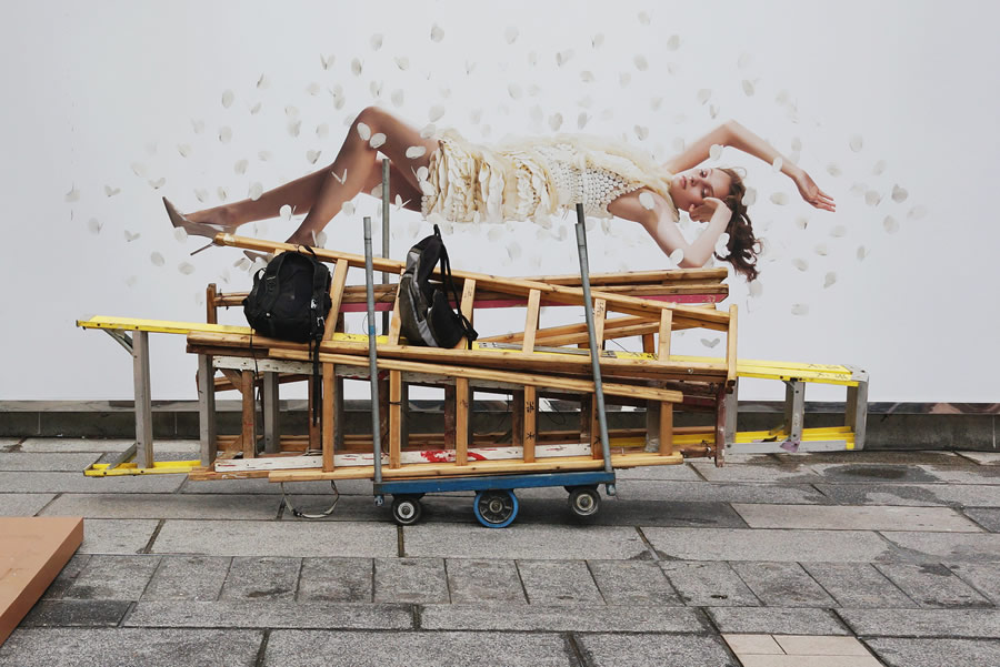Уличный фотограф Эдас Вонг и его формула креативности  17