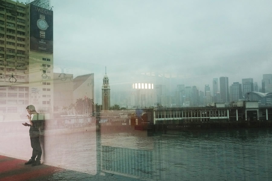 Уличный фотограф Эдас Вонг и его формула креативности  26