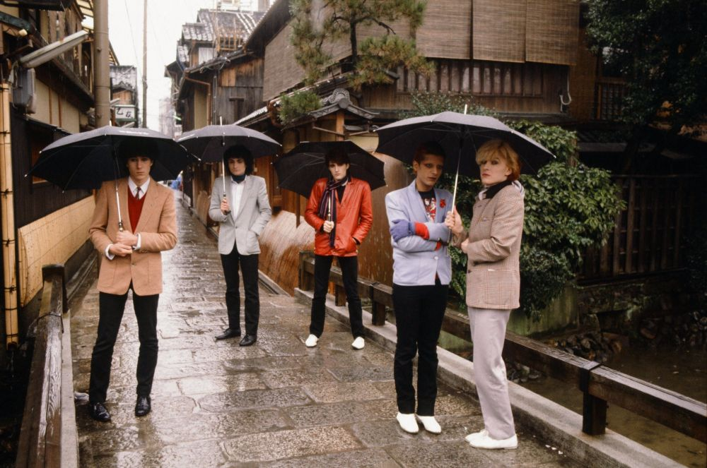 "Like ""Led Zeppelin"", ""Queen"", David Bowie and other rock stars traveled around Japan in the 1970s and 80s 1"