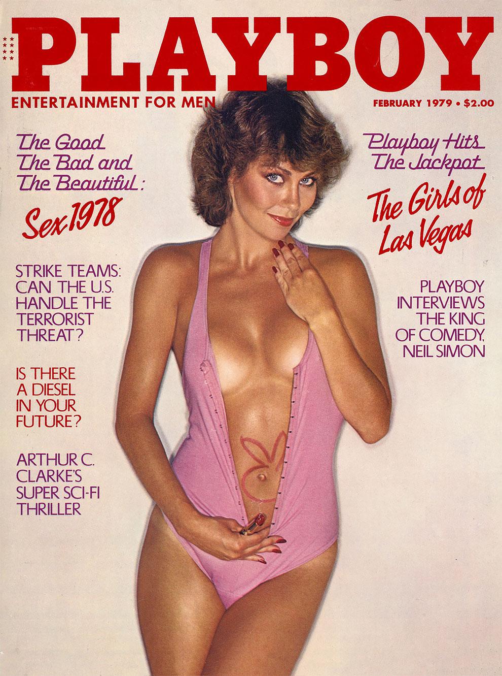 30 лет спустя: журнал Playboy воссоздал свои культовые обложки с теми же моделями 1