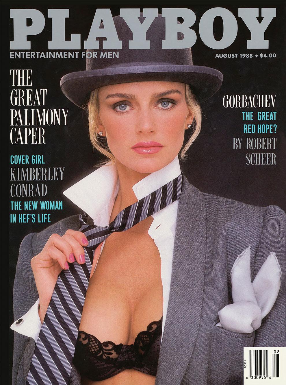 30 лет спустя: журнал Playboy воссоздал свои культовые обложки с теми же моделями 3