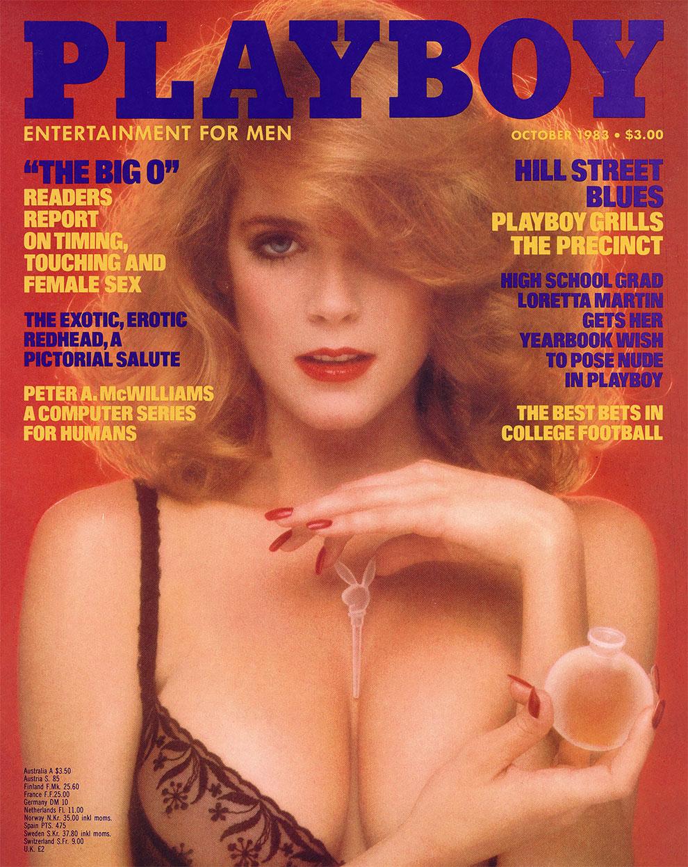 30 лет спустя: журнал Playboy воссоздал свои культовые обложки с теми же моделями 5