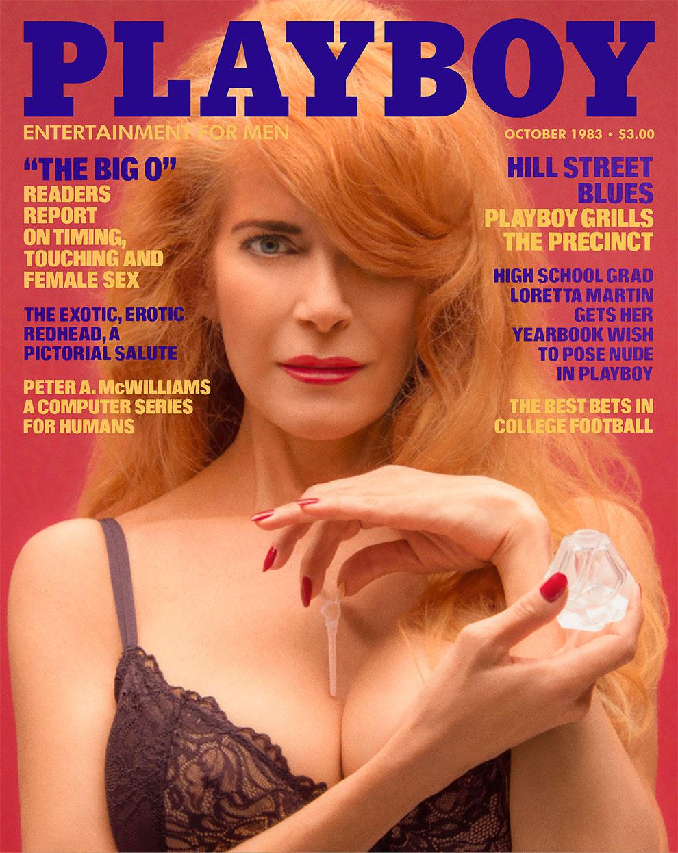 30 лет спустя: журнал Playboy воссоздал свои культовые обложки с теми же моделями 6
