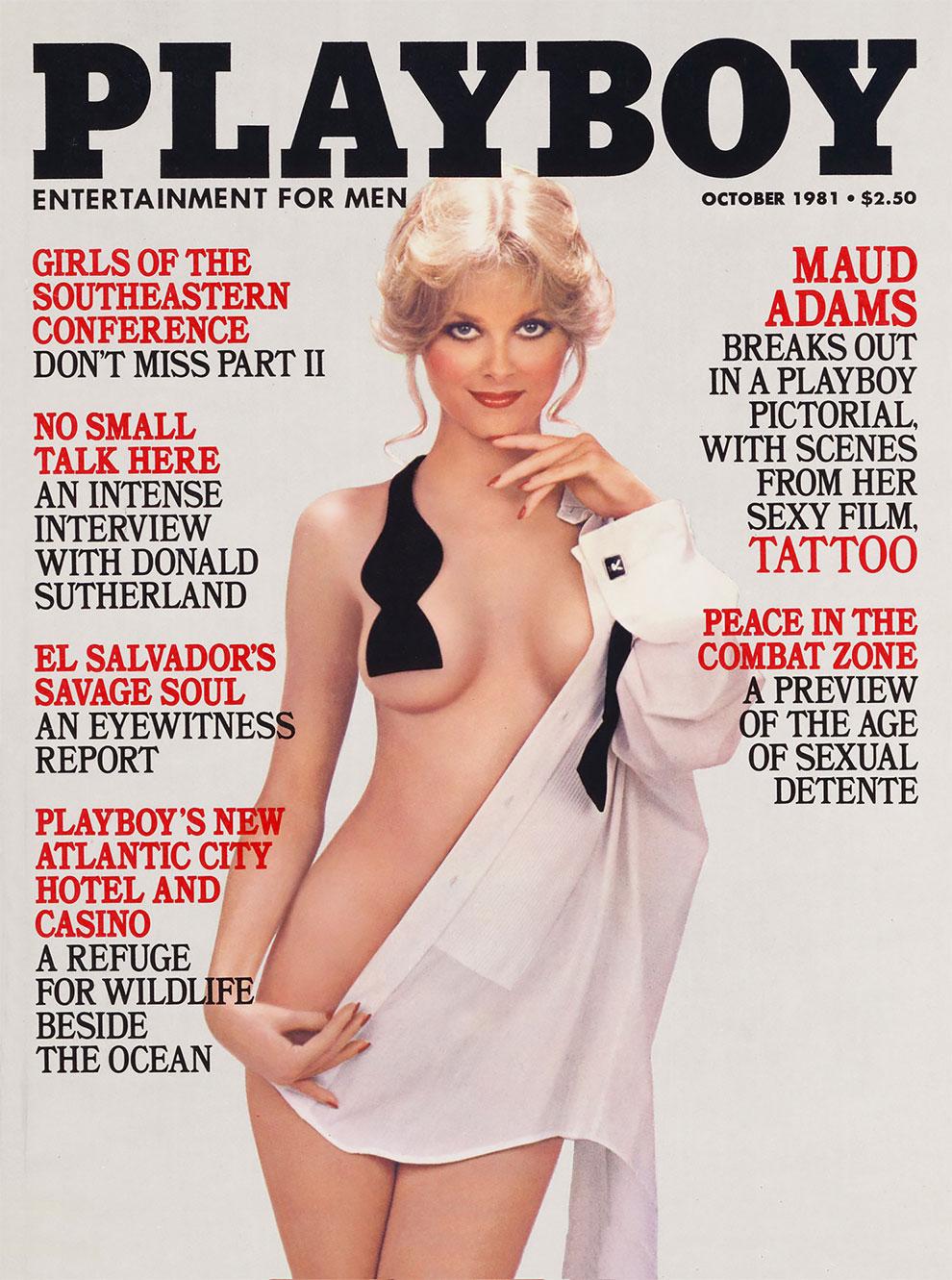 30 лет спустя: журнал Playboy воссоздал свои культовые обложки с теми же моделями 7