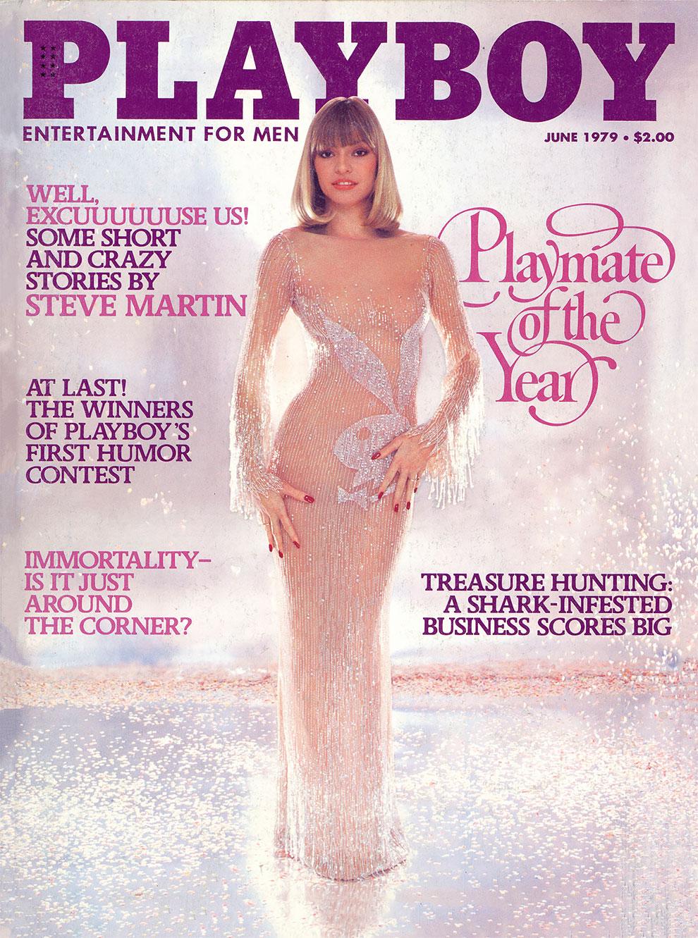 30 лет спустя: журнал Playboy воссоздал свои культовые обложки с теми же моделями 9