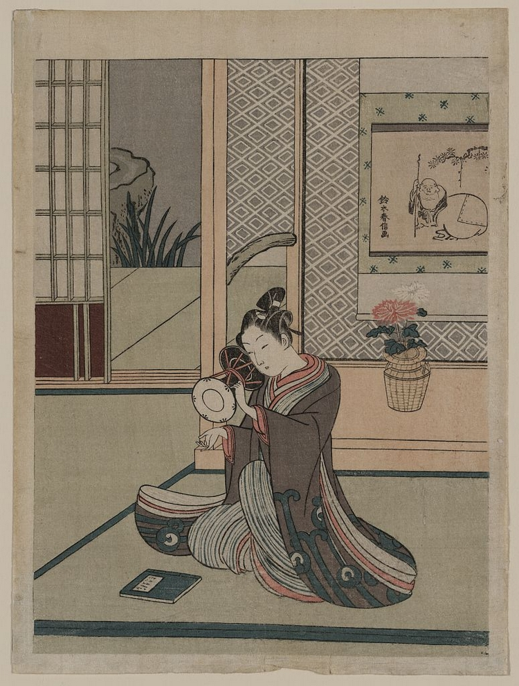 Более 2500 гравюр японских мастеров 1600-1915 годов можно скачивать бесплатно  15