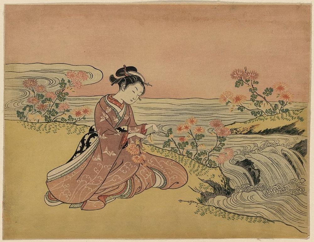 Более 2500 гравюр японских мастеров 1600-1915 годов можно скачивать бесплатно  17