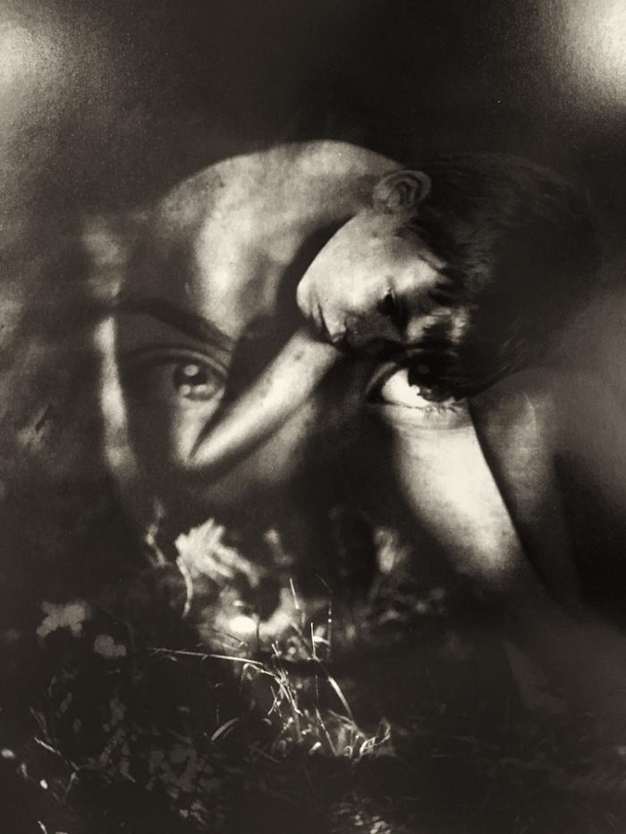Жаклин Робертс снимает портреты детей с помощью старинного фотопроцесса 1800-х годов  1