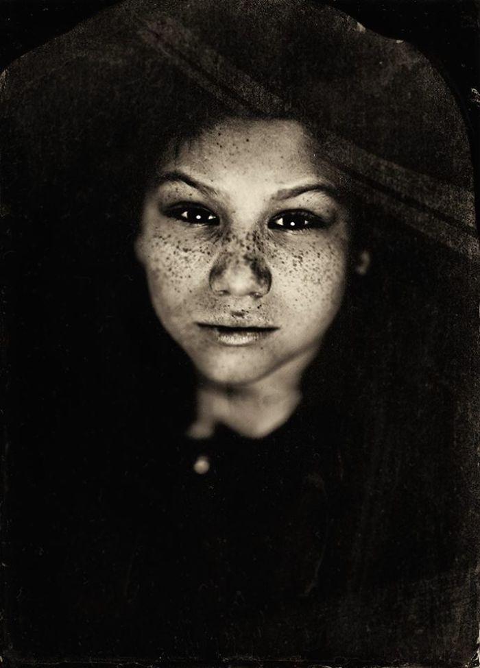 Жаклин Робертс снимает портреты детей с помощью старинного фотопроцесса 1800-х годов  18