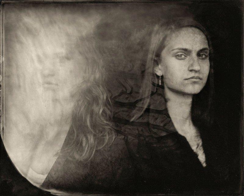 Жаклин Робертс снимает портреты детей с помощью старинного фотопроцесса 1800-х годов  2