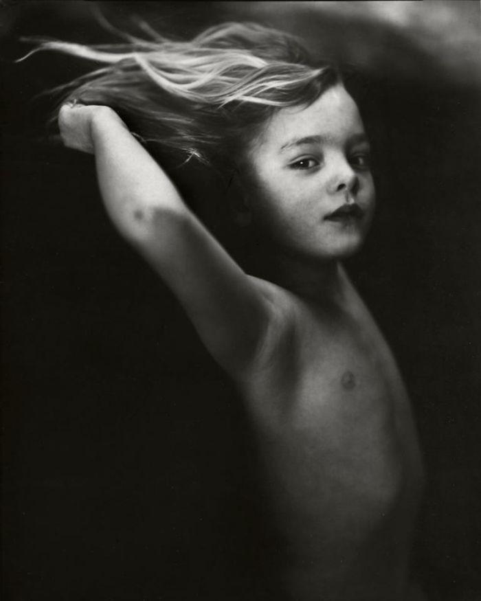 Жаклин Робертс снимает портреты детей с помощью старинного фотопроцесса 1800-х годов  20