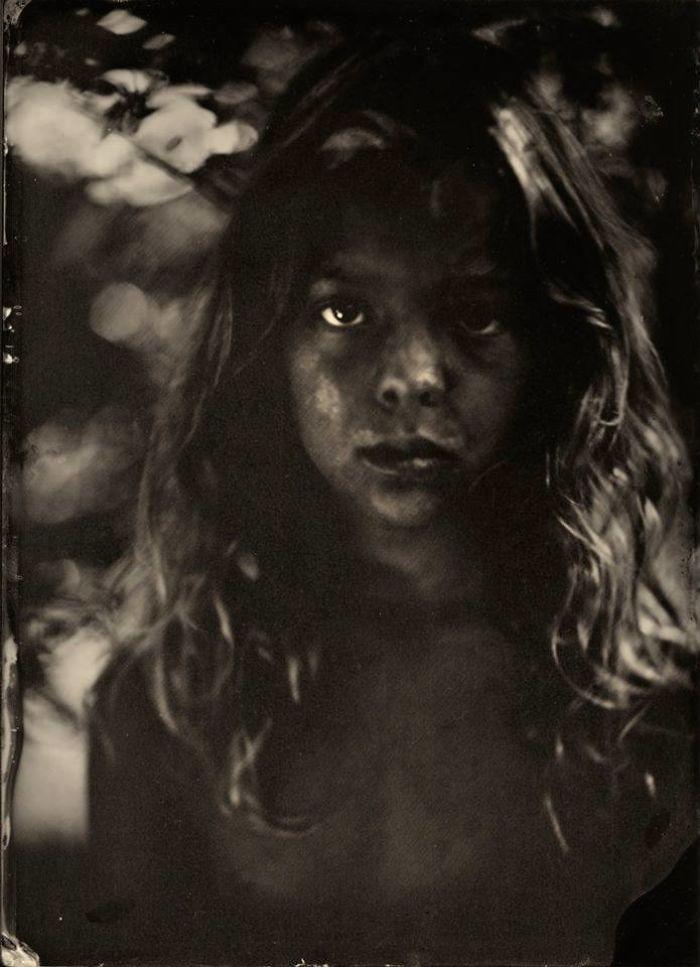 Жаклин Робертс снимает портреты детей с помощью старинного фотопроцесса 1800-х годов  21