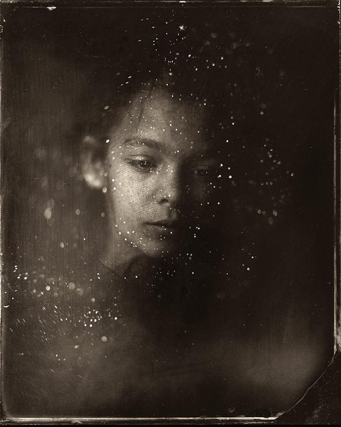 Жаклин Робертс снимает портреты детей с помощью старинного фотопроцесса 1800-х годов  4