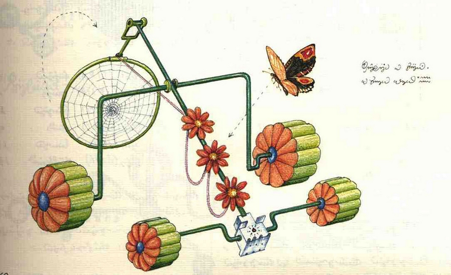 «Кодекс Серафіні» - сюрреалістична енциклопедія неіснуючого світу Луїджі Серафіні 16