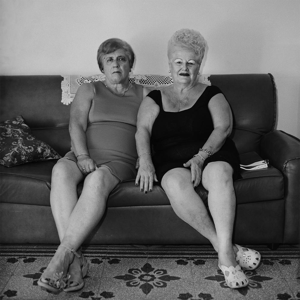 Победители конкурса чёрно-белой фотографии MonoVisions Photography Awards  22