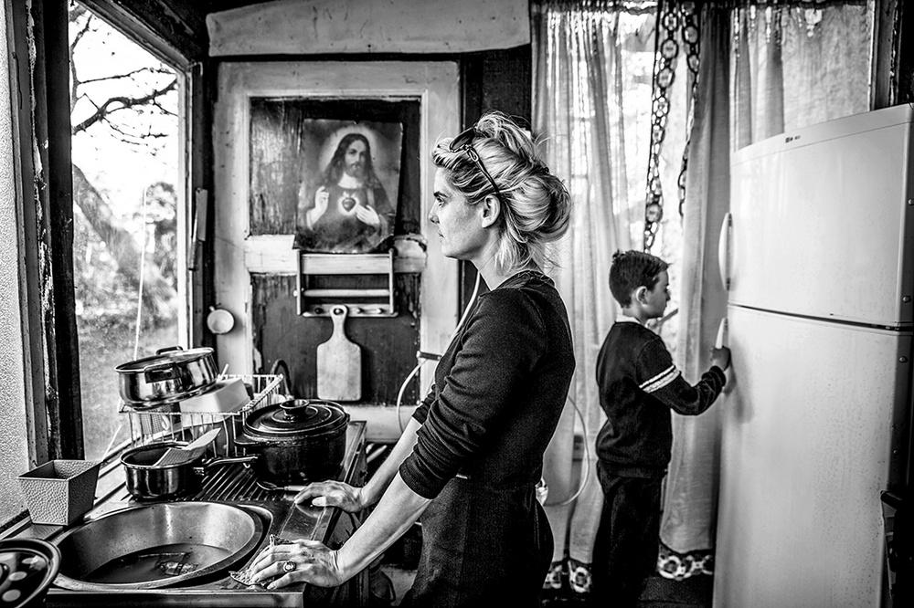 Победители конкурса чёрно-белой фотографии MonoVisions Photography Awards  25