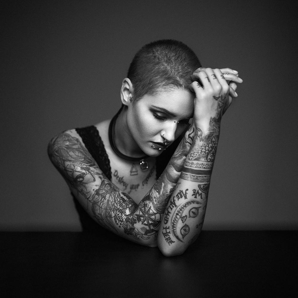 Победители конкурса чёрно-белой фотографии MonoVisions Photography Awards  28