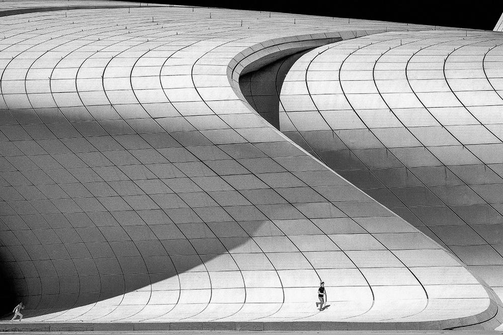 Победители конкурса чёрно-белой фотографии MonoVisions Photography Awards  32