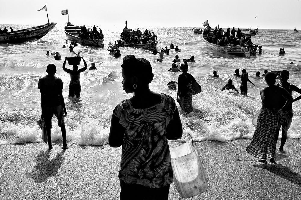 Победители конкурса чёрно-белой фотографии MonoVisions Photography Awards  34