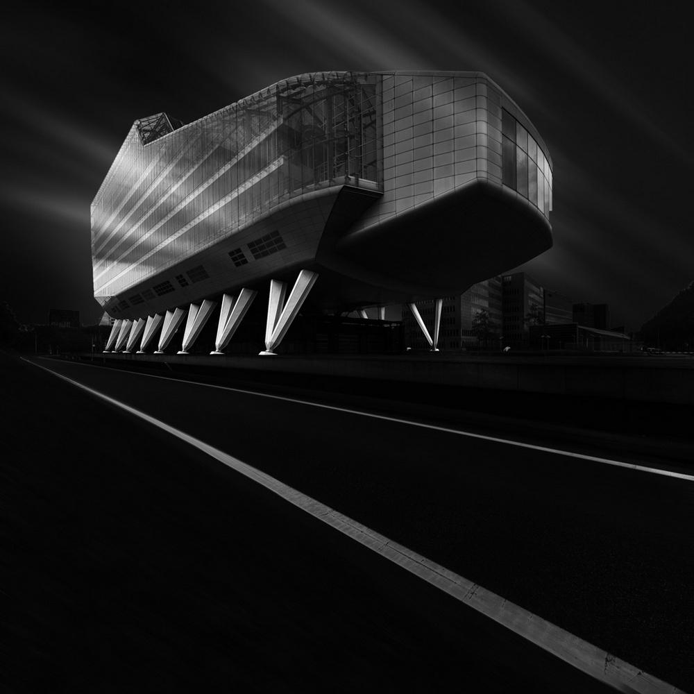 Победители конкурса чёрно-белой фотографии MonoVisions Photography Awards  5
