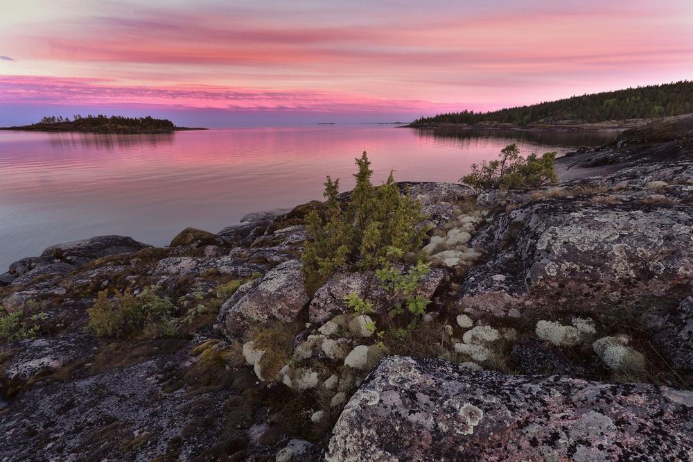 Осенняя Колыма, туманы Приморья, озёра и горы в пейзажных фотографиях Тони Андреевой 20
