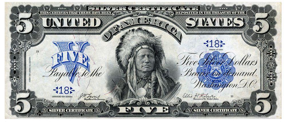дизайн американских банкнот 11