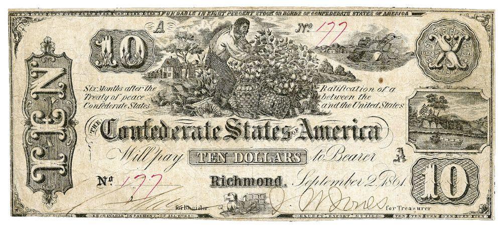 дизайн американских банкнот 4