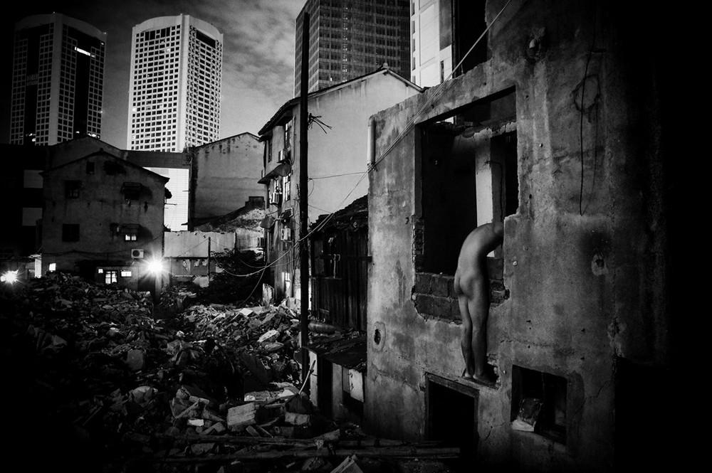 Обнаженный Город Смотреть