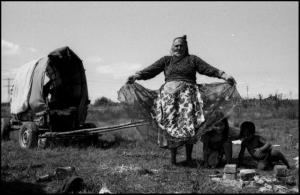 Драма в чёрно-белой фотографии Алена Бушере
