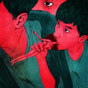 Эксцентричное и сокровенное в рисунках Моджо Ванга