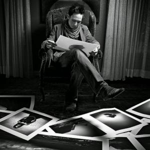 Чёрно-белые фотографии молодого американского фотографа Эдди О'Брайена