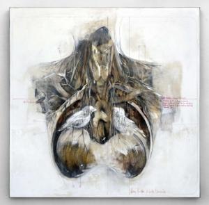 Природа и анатомия в картинах Нунцио Пачи