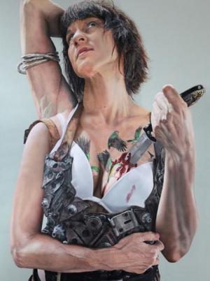 Современное искусство в картинах венгерского художника Иштвана Ньяри (Istvan Nyari)