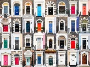 «Двери мира»: фотопроект о красоте и разнообразии окон и дверей в разных странах