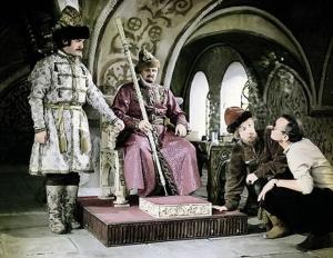 Редкие закулисные кадры со съёмок любимых советских фильмов