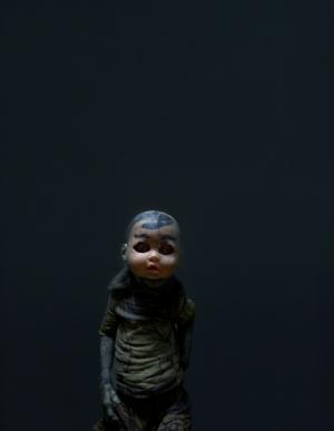 Страшные портреты обезьян из Индонезии от фотографа Пертту Сакса (Perttu Saksa)