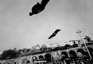 Спонтанность и чистый документализм в советской фотографии Витаса Луцкуса
