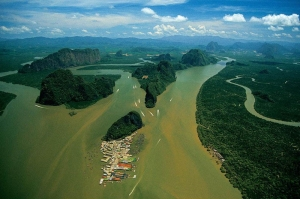 Вокруг света - 25 умопомрачительных аэрофотографий Яна Артюса Бертрана