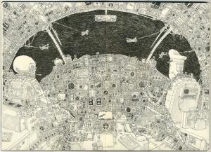 Альбом невероятных иллюстраций от Маттиаса Адольфссона