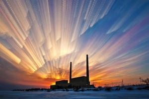 Раскрашенные небеса фотографа Мэтта Моллоя