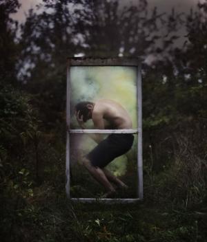 Сюрреалистические фотографии Бенджамина Занка (Benjamin Zank)