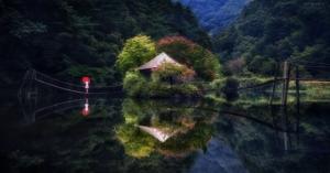 10 идеальных пейзажных фотографий с отражением