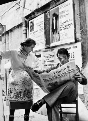 Романо Каньони – один из самых выдающихся фотографов 20-го века