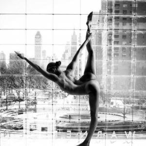 Обнажённая йога – фотографии, которые вдохновляют заняться своим телом