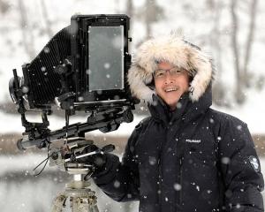 Нобуюки Кобаяси использует платино-палладиевый процесс печати, чтобы сохранить свои фотографии на 1000 лет