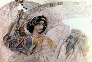 13 демонов Михаила Врубеля. Сказочно-мистический мир гениального художника