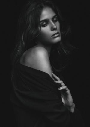 Портреты женщин от австралийского фотографа Гервина Пюза